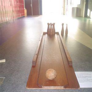 kegelbaan oud hollandse spellen