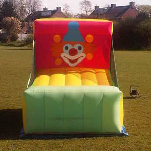 Kinderattracties Kinderspel clown