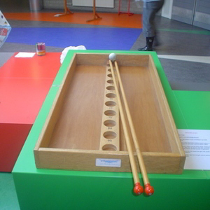 trekbiljart oud hollandse spellen