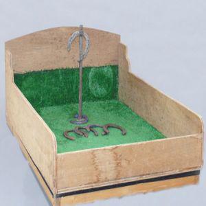hoefijzer gooien oud hollandse spellen