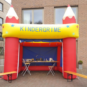 Kinderattracties Schminktheater