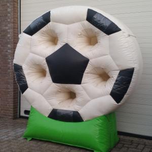 Kinderattracties Voetbal doelschieten