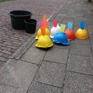waterhelmen spel sport en spel